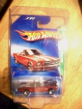 FORD MUSTANG HOT WHEELS 2009 T-HUNT TREASURE HUNT Diecast NEW w protective case