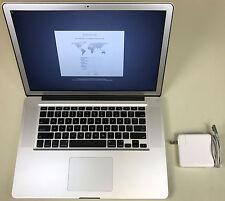 """Apple MacBook Pro 15"""" Matte A1286 2.3GHz Core i7 8GB RAM 512GB SSD 10.12 Sierra"""