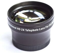 PRO HD 2x TELEPHOTO LENS FOR SONY HDR-PJ30V HDR-PJ50V