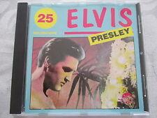Elvis Presley - 25 Golden Hits - Universe CD no ifpi no barcode