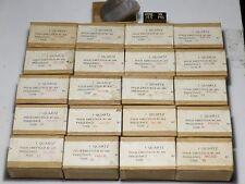 Jeu de 20 quartz neufs en boite individuelle étanche pour BC604 (SCR-508)