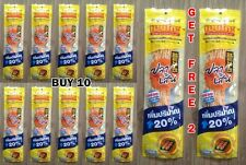 BUY 10 GET 2 FREE!! BENTO THAI FISH SNACK SPICY BAR-B-Q SEAFOOD