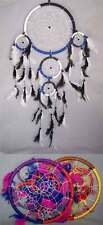 Hand Made Tribal  Dream Catchers Wall Decorations Wholesale 6 Pcs ( ENPDC215W)