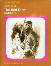 Long Ago Children Books: THE RED DUST SOLDIERS - South Africa  1972 Hcv DJ 1st