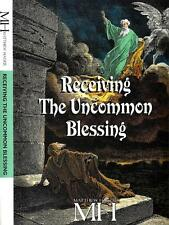 Receiving The Uncommon Blessing 3 Dvds - Pastor John Hagee Teaching