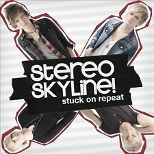 Stereo Skyline Stuck on Repeat CD