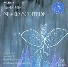 Laszlo Sule SILVER SOLITUDE, New Music