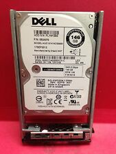 "DELL Hitachi 146GB SAS 15K 6G 2.5"" Hot Plug HDD HUC151414CSS600  DPN# W330K"