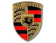 Original Deckelwappen Emblem Logo für Porsche 911 und 912 **90155921027**