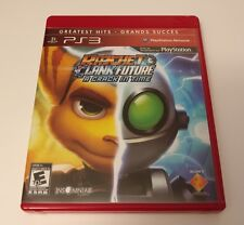 Ratchet and Clank Future A Crack In Time PlayStation 3 PS3 Greatest Hits