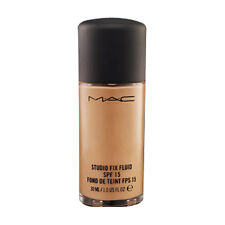 Authentic and Brandnew  MAC Studio Fix Fluid SPF 15 - NC35
