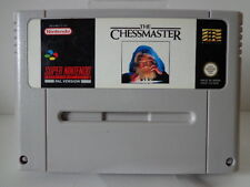 SNES Spiel - The Chessmaster (PAL) (Modul) 10631829