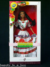 Cinco de Mayo Festivals of the World Barbie Doll Dolls Mexican Hispanic Latino