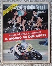 21959 La Gazzetta dello Sport illustrata - a.3 n.46 1979 - Ciclismo motociclismo