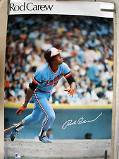 RARE ROD CAREW TWINS 1978 VINTAGE SPORTS ILLUSTRATED SI POSTER