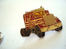 PINS TRUCK CAMIONES CAMION ROUGE