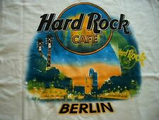 HRC Hard Rock Cafe Berlin City Tee 2001 Shirt Size L neu new NWT