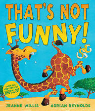 That's Not Funny! by Jeanne Willis (Paperback, 2011)
