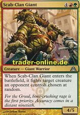2x Scab-Clan Giant (Gigant aus dem Schorf-Clan) Dragon's Maze Magic