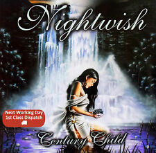 NIGHTWISH CENTURY CHILD  (2002 ALBUM ON CD) VGC (EVANESCENCE/WITHIN TEMPTATION)