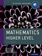 Ib Mathematics Higher Level Course Book: Oxford Ib Diploma Programme by Josip Ha