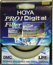 Original De Reino Unido Stock Hoya Pro1 Digital 52mm 52 mm DMC Digital Multi Coated Filtro Uv