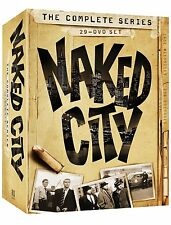 Naked City . The Complete Series . Season 1 2 3 4 . All 138 Episodes. 29 DVD NEU