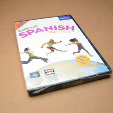KidSpeak Spanish Language Learning for Windows & Macintosh Mac CD-ROM 5-13 NEW