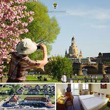 4 Tage Dresden Städtereisen Wellness Wochenende 4★ Kim Hotel Kurzurlaub Sachsen