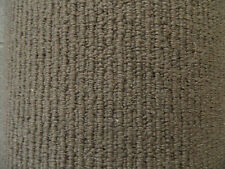 Carpet Remnant / Roll End Orient Express Paris Mushroom Wool 5x2.11m Dark Beige