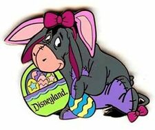 DISNEYLAND RESORT DLR EASTER 2003 BUNNY EEYORE LE 1500 DISNEY PIN