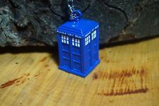 DOCTOR WHO TARDIS METAL KEY RING KEY CHAIN EXCELLENT QUALITY FREE POSTAGE