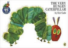 The Very Hungry Caterpillar - Board Book By Eric Carle