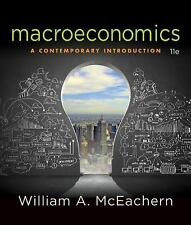 Macroeconomics : A Contemporary Introduction (BRAND NEW US 11TH Edition)