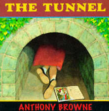 The Tunnel, Browne, Anthony Paperback Book