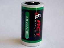1 Pile Lithium 3.6V C ER26500 LS26500 Li-socl2 9000Mah 9A 9AH LS 26500 Battery