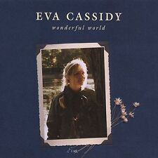 ~BACK ART MISSING~ Eva Cassidy CD Wonderful World