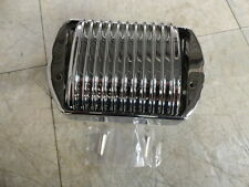 HARLEY DAVIDSON 1997-2011 ROAD KING CHROME REGULATOR COVER W/O OIL COOLER