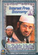 DR.ZAKIR NAIK - INTEREST FREE ECONOMY - ENGLISH DEBATES DVD - FREE POST