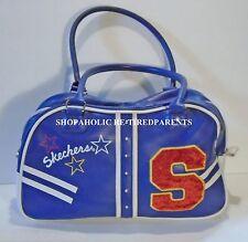 SKECHERS – DESIGNER DUFFLE BAG HANDBAG PURSE - RED – WHITE - BLUE – NEW $32