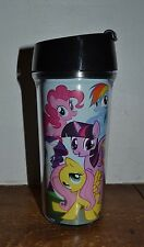 Insulated Travel Mug Coffee Tumbler 16oz Cup My Little Pony Traveler MLP
