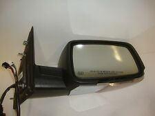 09-12 Dodge Ram 1500 2500 Truck Right Side Turn Signal Door Mirror OEM Chrome