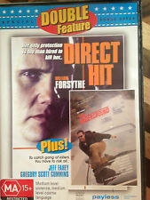 DIRECT HIT & THE UNDERGROUND  * DOUBLE FEATURE * USED * ( E )