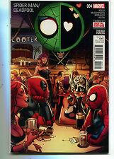 Spider-Man /Deadpool #4 Unread New / Near Mint Third Printing Marvel Comics MD4