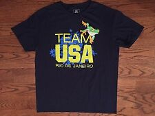 (Size XL) Men's United States Olympic Team Apparel Rio 2016 Short Sleeve T-Shirt