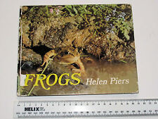 FROGS CHILDREN'S BOOK HELEN PIERS - A BOOK THAT IS SOMETHING OF A CURIOSITY