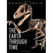 The Earth Through Time by Levin, Harold L.