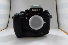 NEW OLD STOCK NIKON F4S FILM CAMERA 35mm SLR Body WITH MB-21