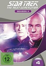 STAR TREK - THE NEXT GENERATION, SEASON 4 MB  7 DVD NEU  SIR PATRICK STEWART/+