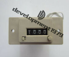 1PCS NEW BAILE electromagnetic counter CSK4-YKW AC220V DC24V AC110V